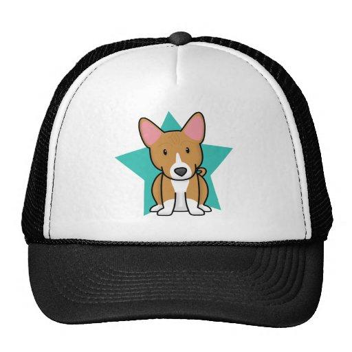 Kawaii Star Basenji Hat
