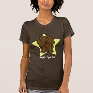 Kawaii Star Boykin Spaniel T Shirts