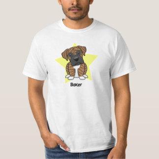 Kawaii Star Brindle Boxer Shirt