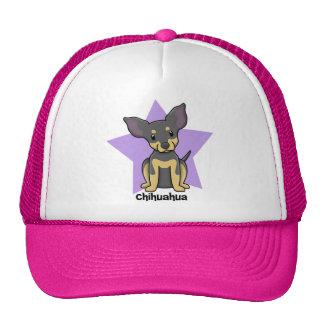 Kawaii Star Chihuahua - BT Trucker Hat