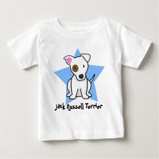 Kawaii Star Jack Russell Baby's TShirt