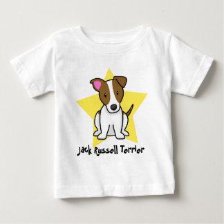 Kawaii Star Jack Russell Terrier Baby's T-Shirt