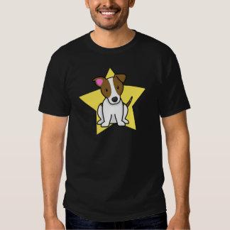 Kawaii Star Jack Russell Terrier T-Shirt