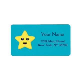 Kawaii Star Label