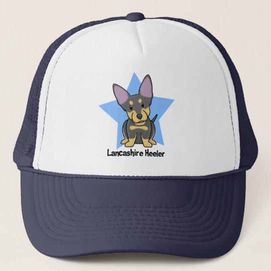 Kawaii Star Lancashire Heeler Trucker Hat