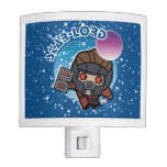 Kawaii Star-Lord In Space Night Light