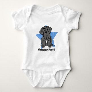 Kawaii Star Neapolitan Mastiff Baby Creeper