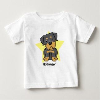 Kawaii Star Rottweiler Baby's Infant T-shirt