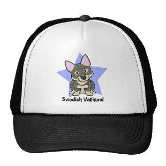 Kawaii Star Swedish Vallhund Trucker Hat