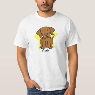 Kawaii Star Vizsla T-shirt