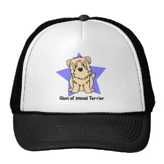 Kawaii Star Wheaten Glen of Imaal Terrier Trucker Hat