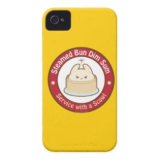 Kawaii Steamed Bun Dim Sum iPhone 4 Case