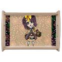 Kawaii Steampunk Lolita girly PinkyP Serving Trays
