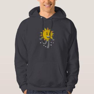 Kawaii Sun - Hooded Sweatshirt