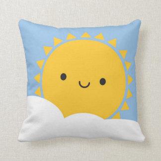 Kawaii Sun Pillow