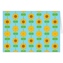 Kawaii Sunflowers