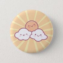 Kawaii Sunshine Button
