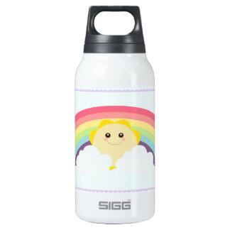 Kawaii Sunshine Insulated Water Bottle
