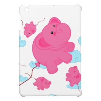 Kawaii Super Cute Flying Funny Elephant Balloon iPad Mini Case