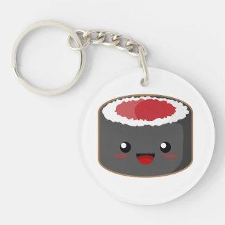 Kawaii Sushi Keychain