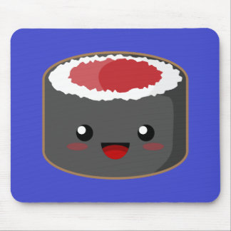 Kawaii Sushi Mouse Pad