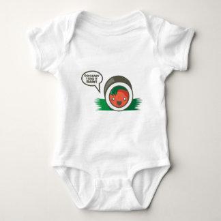 Kawaii Sushi- Ooh Baby I Like it Raw Baby Bodysuit