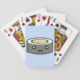 Kawaii Sushi Playing Cards