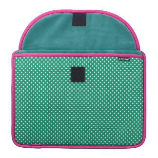 "Kawaii Sweet Cute Aqua Macbook Pro 13"" MacBook Pro Sleeve"