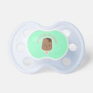 Kawaii Sweet Like Ice Cream Baby Pacifier