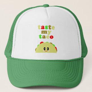 KAWAII TASTE MY TACO CAP HAT
