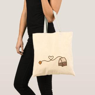 Kawaii Tea Bag Character