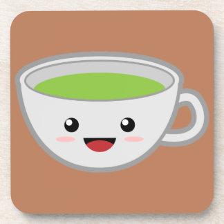 Kawaii Tea Cup Drink Coaster