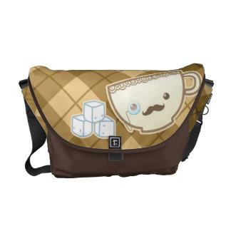 Kawaii Tea Time Messenger Bag