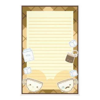 Kawaii Tea Time Stationery