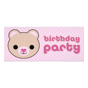 kawaii invitations zazzle