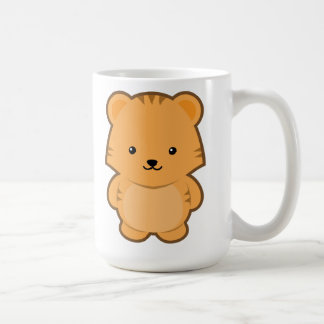 Kawaii Tiger Coffee Mug