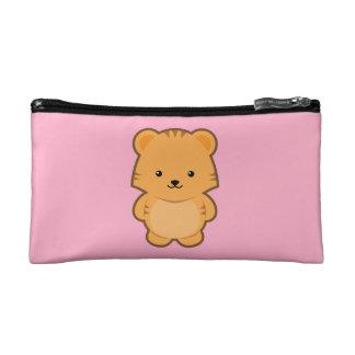 Kawaii Tiger Cosmetic Bag