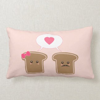 Kawaii Toast Pillow