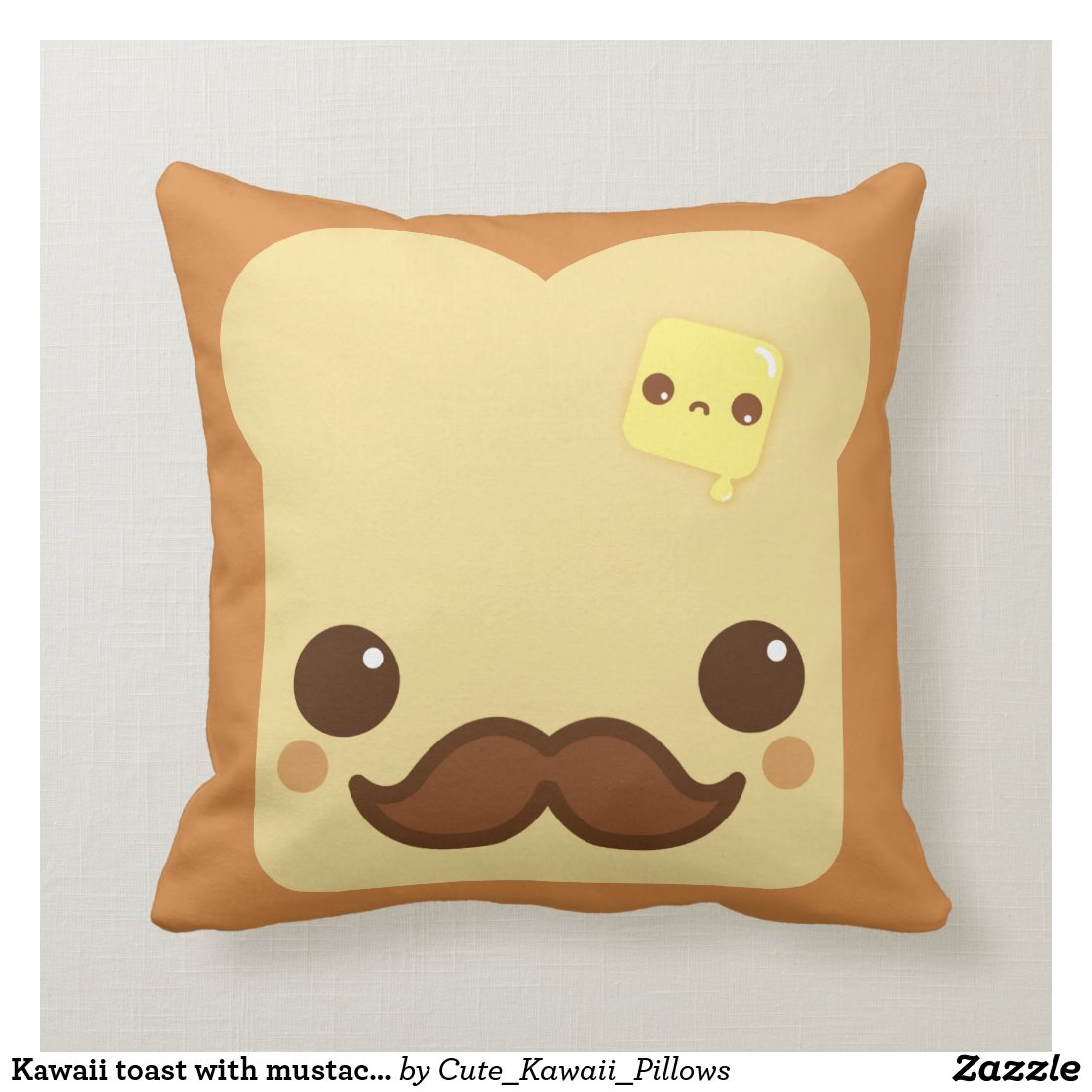 Cute Pillow : Cute Food Pillow www.imgkid.com - The Image Kid Has It!