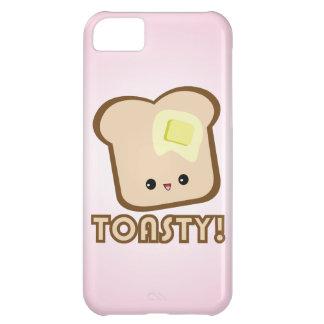 ¡Kawaii Toasty! Caso del iPhone de la tostada