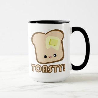 Kawaii Toasty! Toast mug
