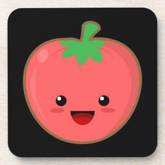Kawaii Tomato Drink Coaster