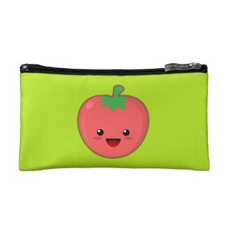 Kawaii Tomato Makeup Bag