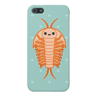 Kawaii trilobite cover for iPhone SE/5/5s