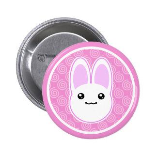 Kawaii Usagi  Bunny Rabbit Button Badge