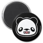 Kawaii Vampire Panda Magnets