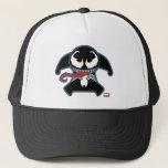 Kawaii Venom Tongue Lash Trucker Hat