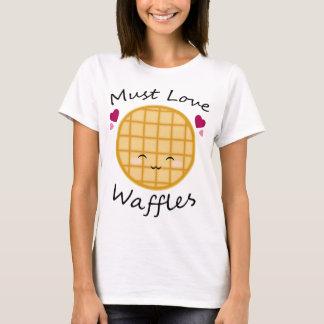 Kawaii Waffle T-Shirt