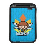 Kawaii Wasp Flying Sleeve For iPad Mini