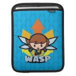 Kawaii Wasp Flying Sleeve For iPads